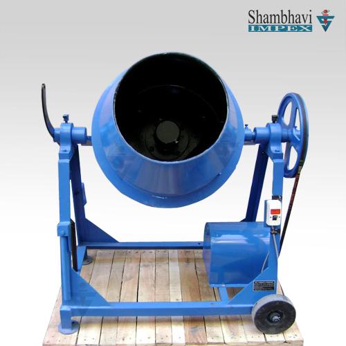 Laboratory Concrete Mixer Motorized Laboratory Concrete
