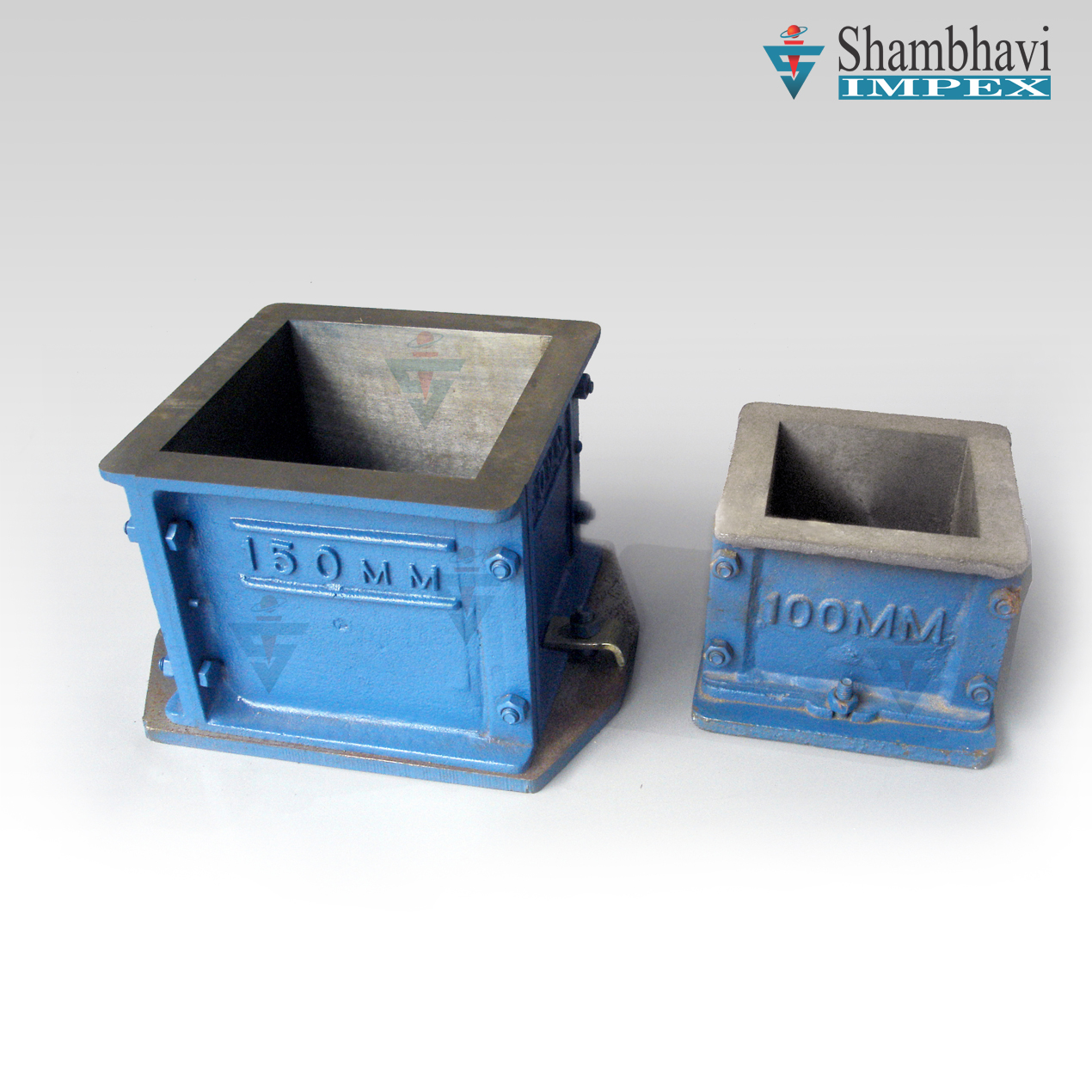 Cube Mould For Concrete mould during construction