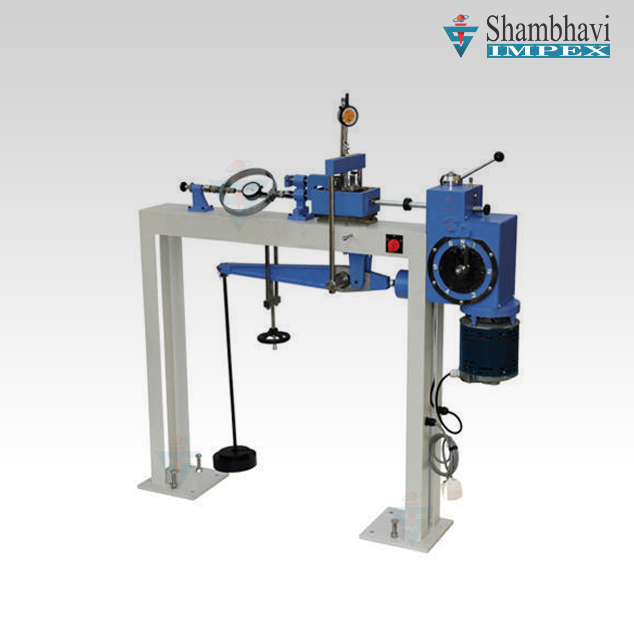 Direct Shear Apparatus (Motorised Six Speed)