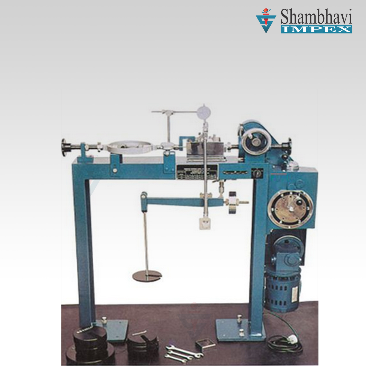 Direct Shear Apparatus (Motorized 12 Speeds)