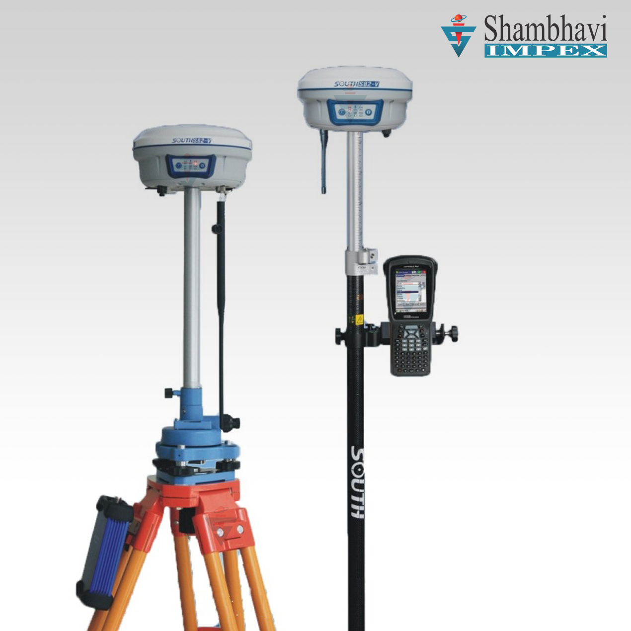 STAR S82v - Integrated RTK GNSS Surveying System
