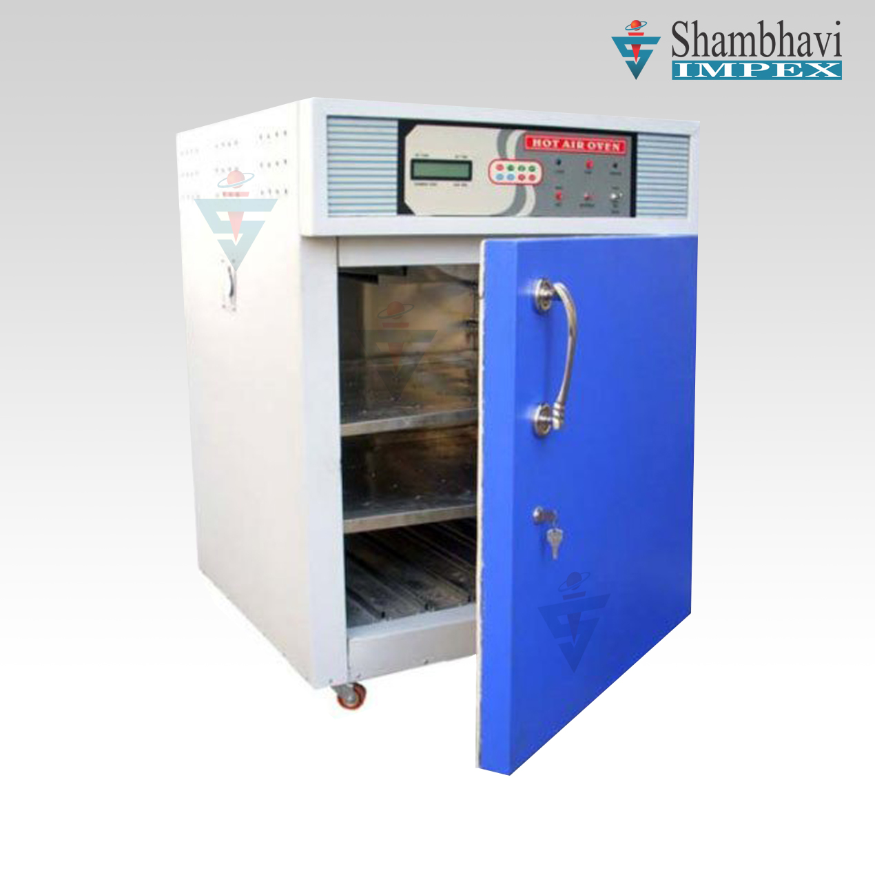 Hot Air Oven (400)