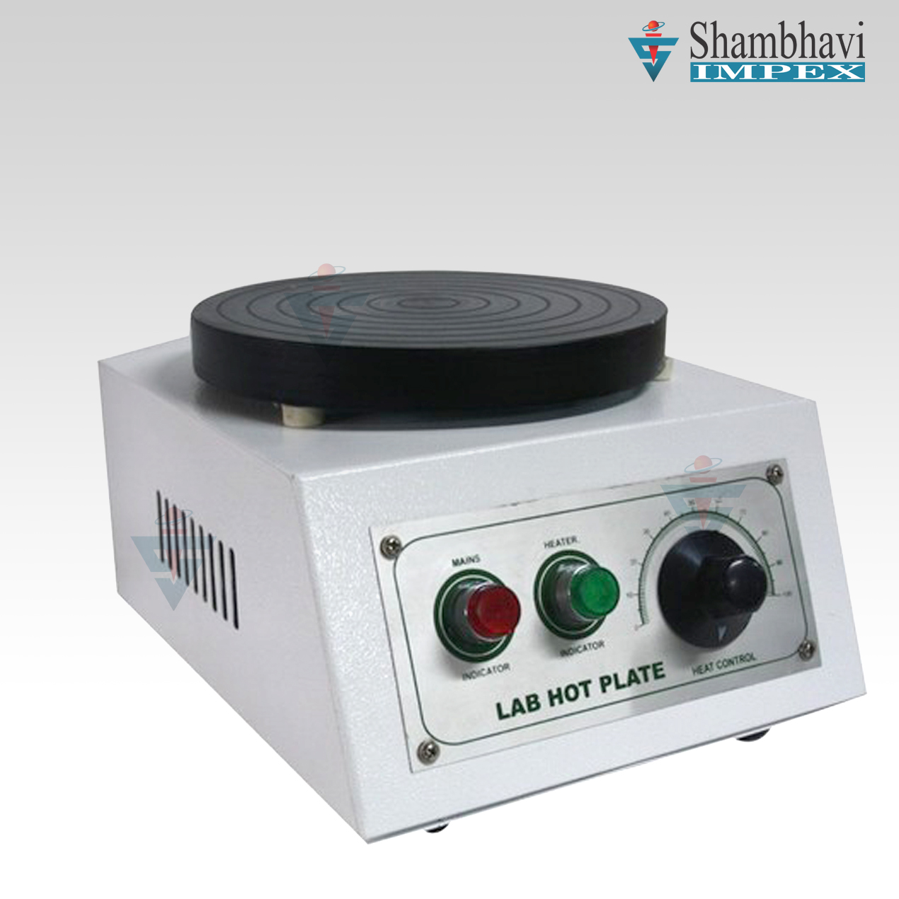 Hot Plate (Electric) Round