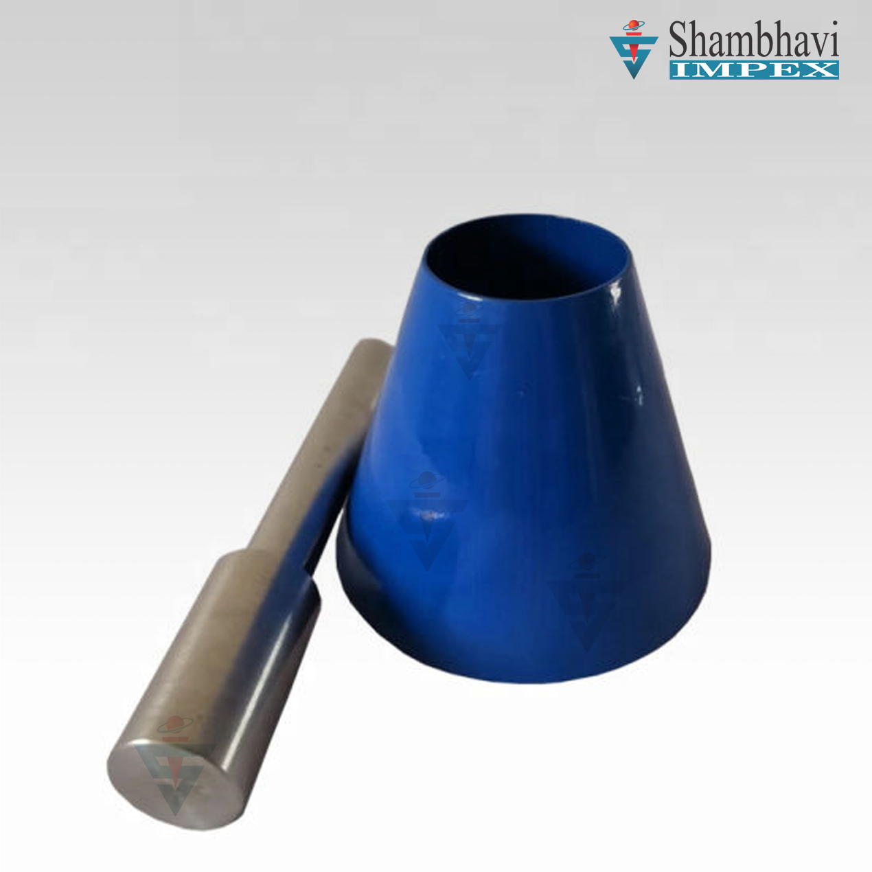Sand Absorption Cone & Tamper