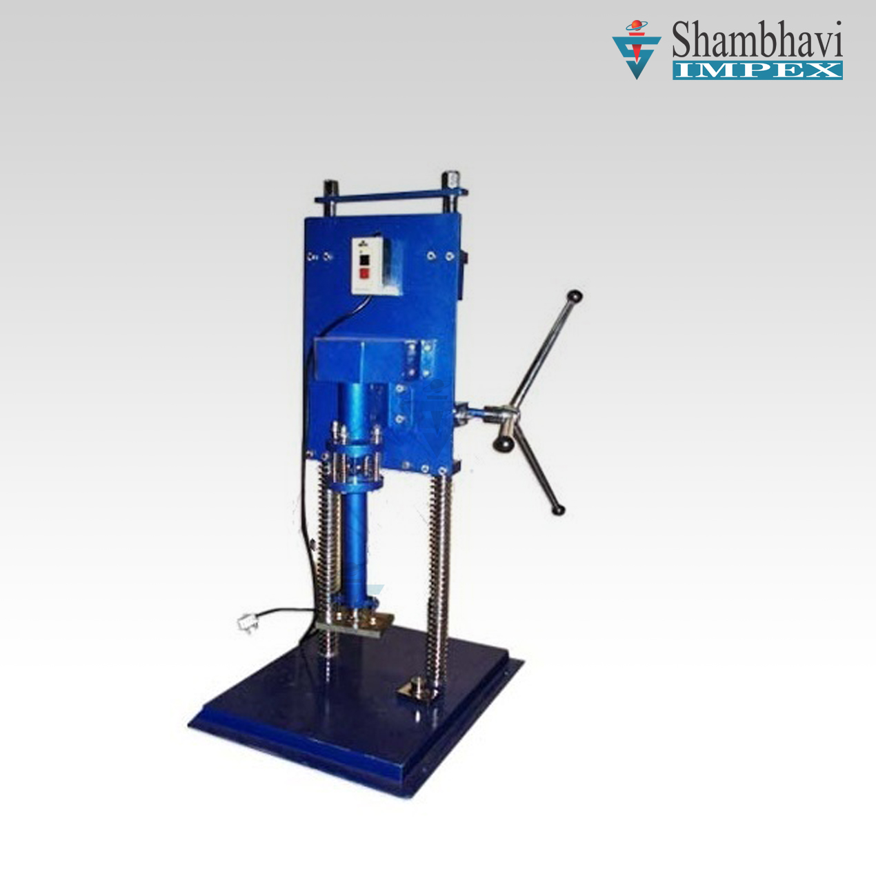 Vibratory Hammer For Cube Moulds